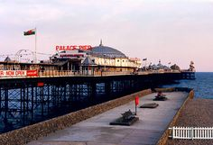 Back when it was Palace Pier