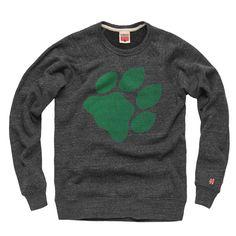 Size XS - HOMAGE Ohio University Pawprint Crewneck Sweatshirt - $58.00