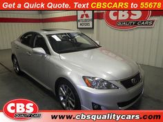 Used-2013-Lexus-IS 250-IS250