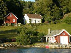 «Forsells småbruk» på Nord-Hidle, Finnøy