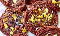Chocolate Chip Cookies with Sea Salt Potato Chips Recipe - Relish