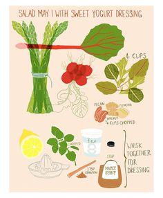 recipe illustration.