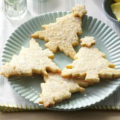 I recommend serving these cookies with tea. They're not too sweet and the lemon and rosemary pair well with a cup of Earl Grey tea.—Sarah Reynolds, Victoria, British Columbia