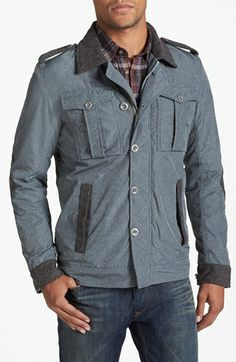 DIESEL® 'Jhupp' Jacket available at #Nordstrom