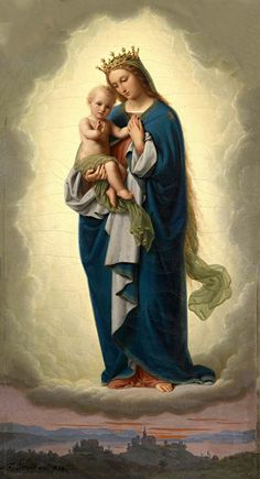 Our Holy Mary, Mother of God
