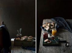 Panecillos ingleses del libro La Cocina Fácil de Lorraine Pascale
