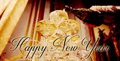 25 Great 2020 Happy New Year Gif Images to Share Happy New Year Animation, Happy New Year Gif, Happy New Year Quotes, Quotes About New Year, White Wine Punch, Mulled White Wine, Champagne Tower, Wine Images, New Year 2017