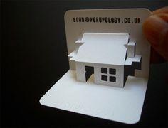 Blog da Arquiteta: Cartões de visita criativos! (para arquitetos!)