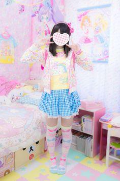 jojifuku, or a super kawaii fairy kei @ontonajyojifuku