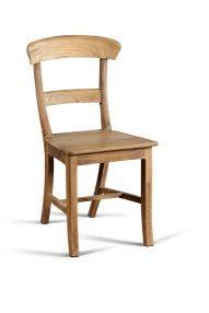 houten eetkamerstoelen eetkamerstoel cafe teakhouten stoel en fsc goedgekeurd eetkamerstoelen pinterest