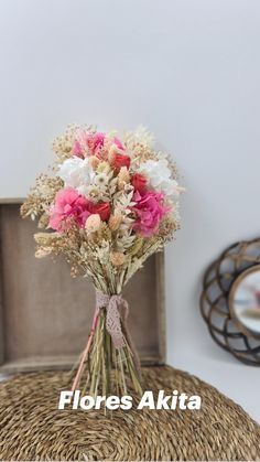 Akita, Wedding Bouquets, Glass Vase, Table Decorations, Home Decor, Weddings, Flowers, Decoration Home, Wedding Brooch Bouquets