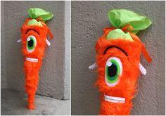 Monster Schultüte der Kartenmacherei in orange