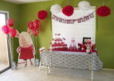 Olivia the Pig Birthday party!