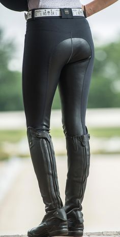 Reiten FITS Free Flex Full seat in Black Spring 2018 Just because it's not something fancy, it Equestrian Boots, Equestrian Outfits, Equestrian Style, Equestrian Fashion, Horse Fashion, Riding Hats, Horse Riding, Riding Gear, Riding Breeches