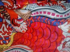 Textil estampado