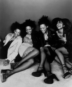 divalocity:  O.G.'s…Original Goddesses: Dawn Robinson, Maxine Jones, Cindy Herron and Terry Ellis of En Vogue.