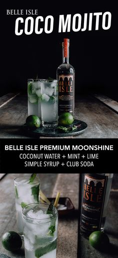 A delicious twist on a cocktail classic.