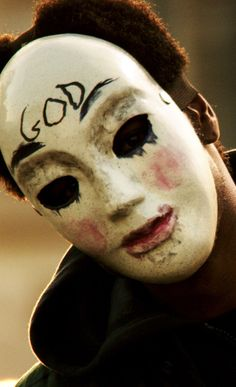 Anarchy The Purge movie Killer horror God Mask Scary Cross mask Halloween Party , Halloween Kostüm, Halloween Costumes, Halloween Face Makeup, Purge Mask, Clown Faces, Maquillage Halloween, Halloween Disfraces, Diy Costumes, Costume Ideas