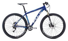 The Fuji Tahoe 29 1.3 is designed on an aggressive XC platform. Meaning: to be ridden hard and fast. http://roa.rs/17NQLpa