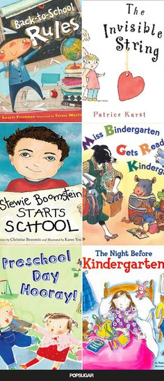 9 Books to Get Kids Excited For School