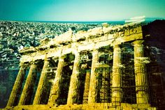 Greece // Lomography