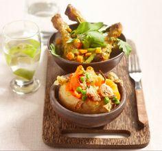 Dit recept is afkomstig van chefkok Mathijs Vrieze. Eén van de mooiste aardappelbereidingen is poffen. Doordat…