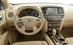 awesome nissan pathfinder 2013 interior car images hd 2013 Nissan Pathfinder Interior Photo 4