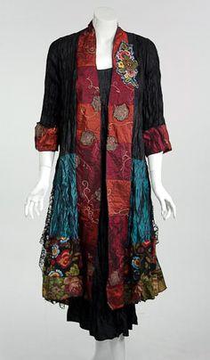 coat - boho bohemian style