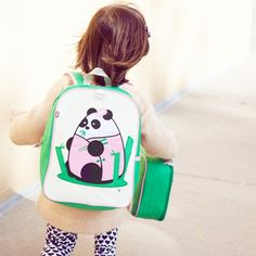 fei fei the panda little kid backpack by beatrix new york