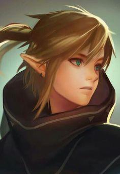 Link Zelda Wii U. I sooo love that ponytail =w= Anime Wolf, Anime K, Anime Pokemon, Anime Plus, The Legend Of Zelda, Legend Of Zelda Breath, Link Zelda, Zelda Wii, Anime Outfits