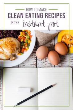 Clean Eating Instant Pot Recipes | Homemadeforelle.com