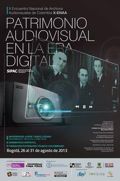X Encuentro Nacional de Archivos Audiovisuales de Colombia X-ENAA | Universidad de Bogotá Jorge Tadeo Lozano