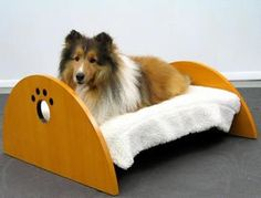 Country Dreams Pet Bed Large -- Click image for more details.