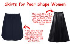 skirts for pear shaped women skirts for pear shaped women skirts for pear shaped women plus size Pear Shaped Dresses, Pear Shaped Outfits, Pear Shape Fashion, Dress Body Type, Triangle Body Shape, Pear Shaped Women, Pear Body, Fashion Silhouette, Women's Flares