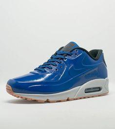 low priced 714ab b5ed0 Nike Air Max 90 VT QS Air Max 90, Nike Air Max, Blue Nike