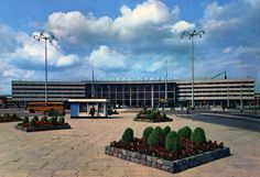 Centraal Station, 1960.