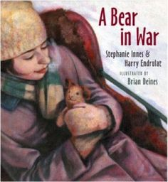 A bear in war (remembrance day book for kids)