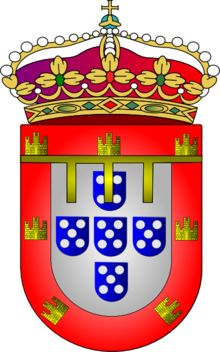 Prince Royal of Portugal Portuguese Flag, Portuguese Culture, History Of Portugal, Sea Activities, Princesa Real, Western World, Sunny Beach, Family Crest, Coat Of Arms