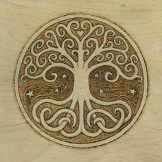 Items similar to Rustic decor,Cabin Decor,tree of life,tree art ...