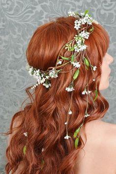 60 acessórios de cabelo para noivas                                                                                                                                                     Mais
