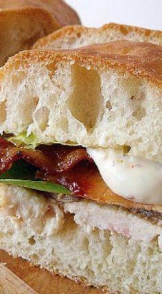 Ciabatta Bread made in a Bread Machine ❊
