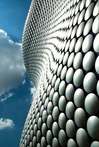 Selfridges in the Bull Ring, Birmingham, UK