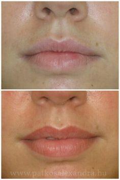 lips natural shading permanent liner - Google Search