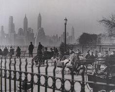 Brooklyn Heights Promenade 1950's