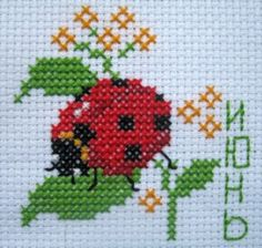 cross stitch patterns easy
