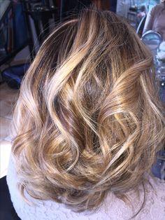 Blonde shades