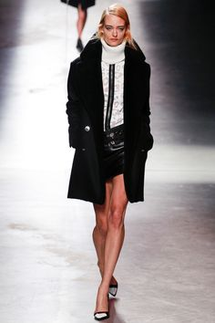 Anthony Vaccarello Fall 2014 RTW - Runway Photos - Fashion Week - Runway, Fashion Shows and Collections - Vogue