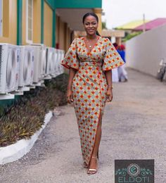 Trendy-Outfits-for-Curvy-African-Ladies Modern African Dress. - Diyanu Fashion Trendy-Outfits-for-Curvy-African-Ladies Modern African Latest African Fashion Styl Latest African Styles, Latest African Fashion Dresses, African Inspired Fashion, African Dresses For Women, African Print Dresses, African Print Fashion, Africa Fashion, African Attire, African Wear