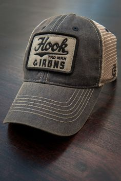 Hook Trucker - Navy Snapback (Adjustable) e0a10813336b