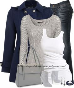 Get Inspired by Fashion: Winter Outfits | Jane Norman Cable Knit Jumper